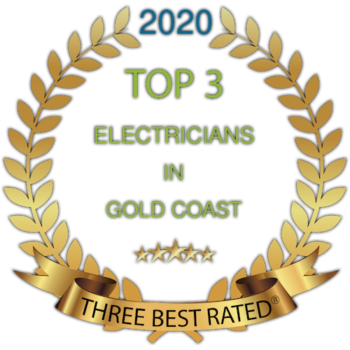 TOP 3 Electricians in Gold Coast