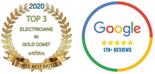 Top 3 Electricians in Gold Coast and Google-Review